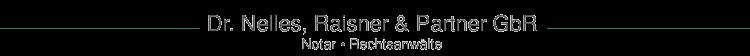 Rechtsanwalt, Notar Münster: Dr. Nelles, Raisner, Schreiber, Dr. Heine